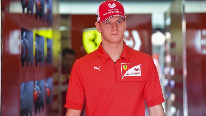 Schumacher kiest nummer 47 en hoorde al in Sochi van Haas