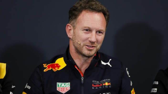 Hamilton going toe-to-toe with Verstappen and Leclerc is exciting - Horner