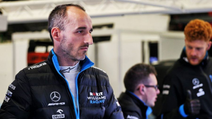 Kubica return the wrong message for F1 - Villeneuve