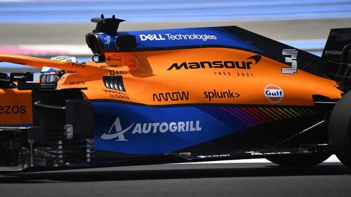 McLaren double points a 'great tribute to Mansour' - Seidl