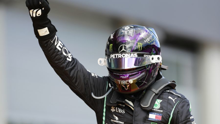 """Hamilton says winning is meaningless, """"It's the impact that you can have with it that really means something"""""""
