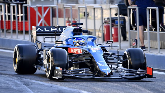 Weggegooid boterhamzakje oorzaak achter uitvalbeurt Alonso