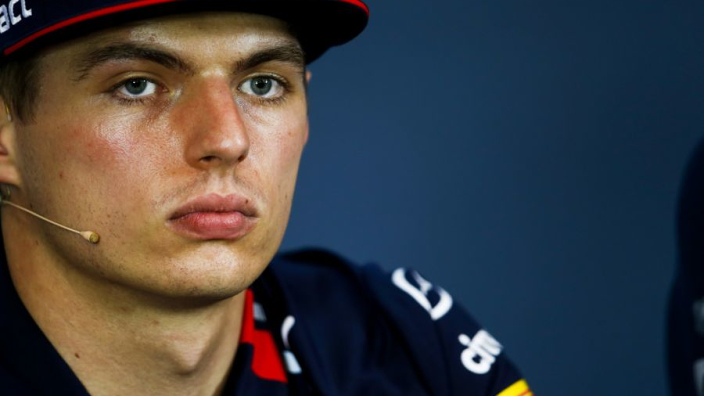 Verstappen refuses to discuss Red Bull exit clause