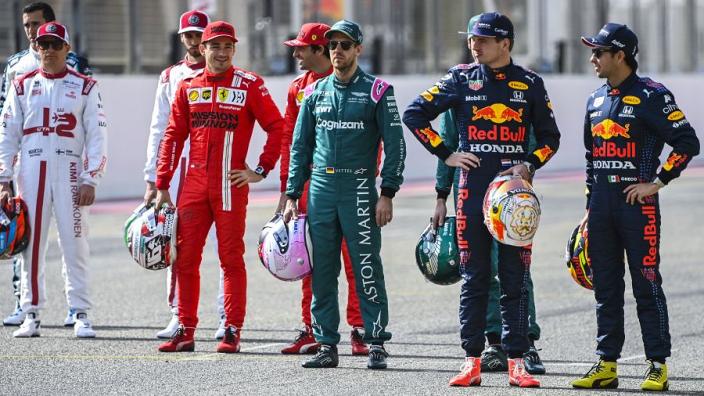 Formule 1-grid 2022: Verstappen versus Hamilton krijgt nieuw hoofdstuk