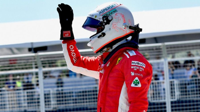 Canadian Grand Prix: Starting Grid
