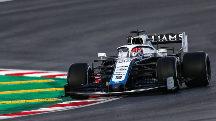 Williams performances 'better than rivals' in 2020 - Russell