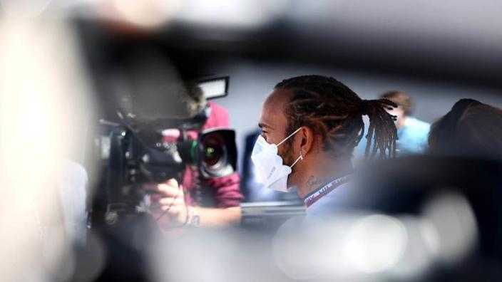 Formule 1 steunt Lewis Hamilton, maar doet niet mee aan social media-boycot