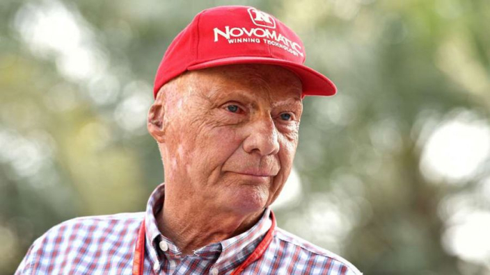Hospital delivers update on Lauda after return to intensive care