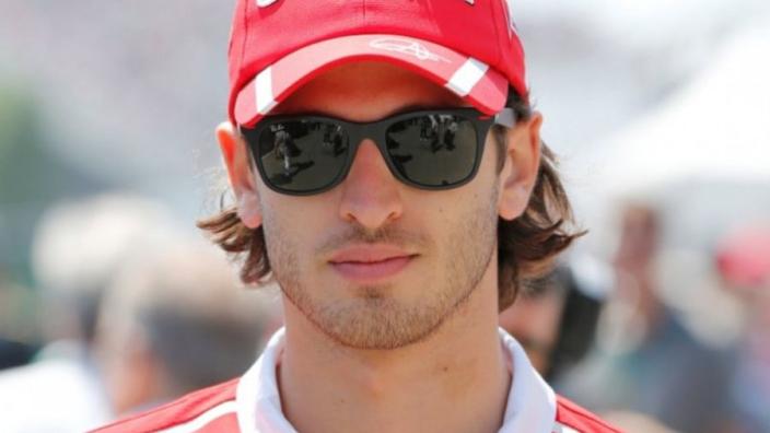 Antonio Giovinazzi gaat testen met Formule E-auto
