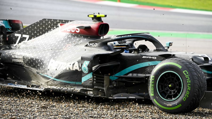 """Disaster race most difficult of my career"" - Bottas"