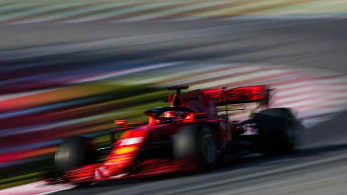 'Eerste Ferrari werkt niet, Australië-upgrades vervroegd'