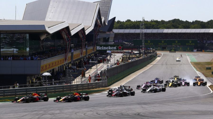 British Grand Prix given behind-closed-doors go ahead