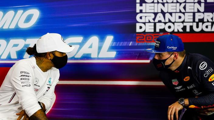 """Trulli baalt van dominantie Hamilton: """"Zou willen dat 2021 het jaar van de coureur was"""""""