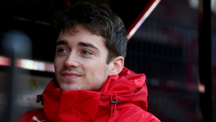 Leclerc plans to give Ferrari a 'problem'