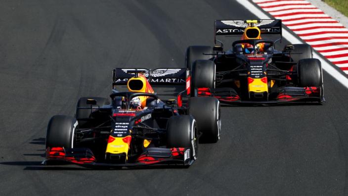 'Seizoen van Red Bull Racing heeft een beetje twee kanten'