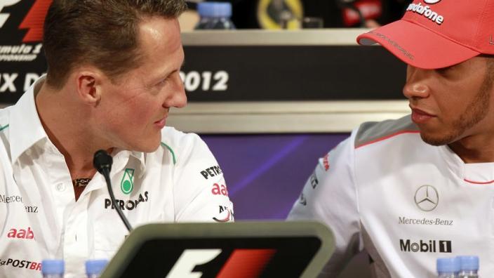 Berger: 'Hamilton en Schumacher zijn giganten, maar beste coureur is nog steeds Senna'