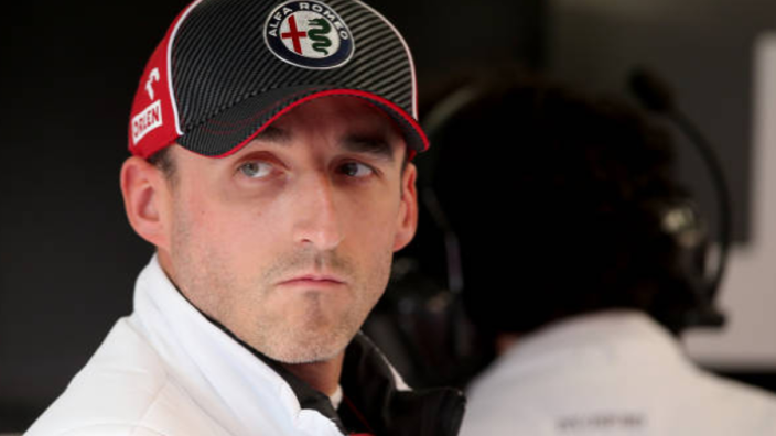 Alfa Romeo hope to retain Kubica in reserve role for 2021