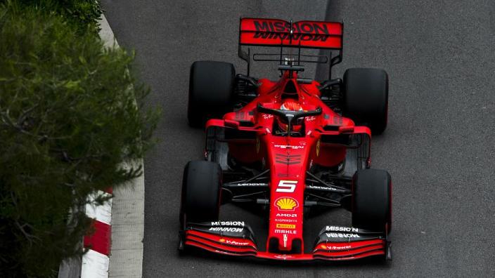 Vettel : La Ferrari a plus de potentiel qu'il n'y parait