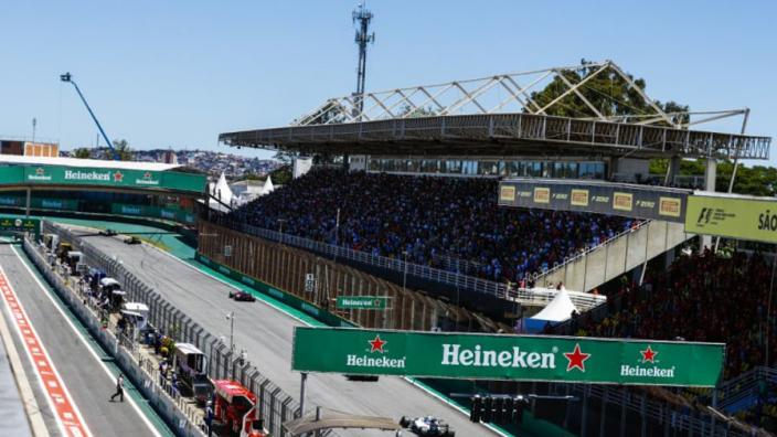 Force India: 'Extra veiligheidsmaatregelen in Brazilië'