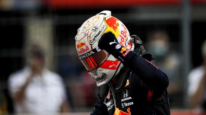 Verstappen quickest in Styria as Red Bull team-mate Perez and Ferrari's Sainz spin