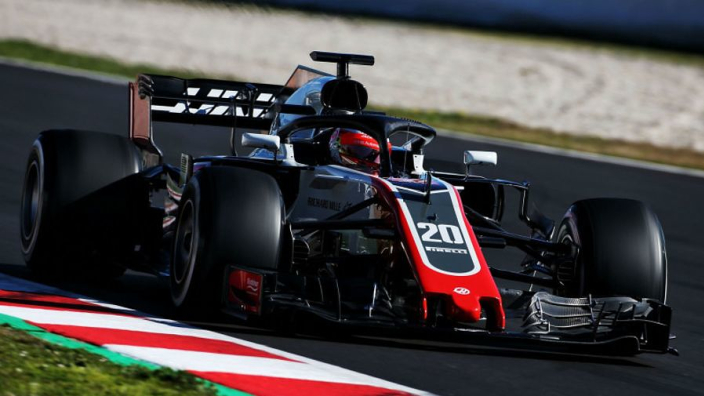 'I will die in the car' - Magnussen refuses to back down