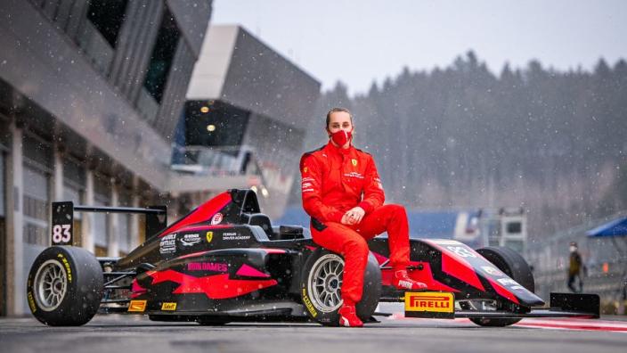 Ferrari doubles down on FIA 'Girls on Track - Rising Stars' partnership