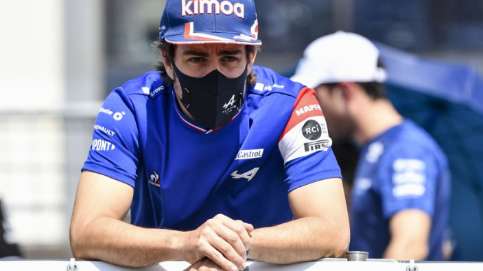 """Alonso to race 'a very long time' in bid to become """"most complete driver in motorsport ever"""""""
