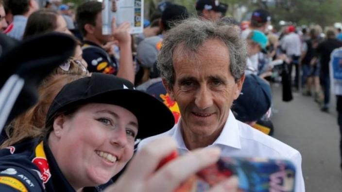 Alain Prost: 'Bespaar geld; verbied windtunnels'