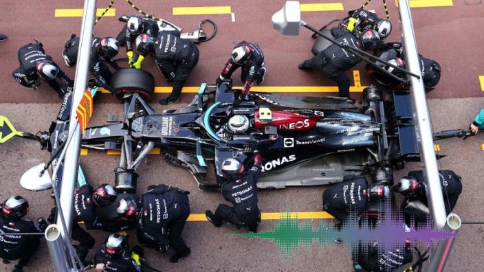 Mercedes bevestigt dat er 'stappen gezet' worden na wielmoer-blunder Monaco