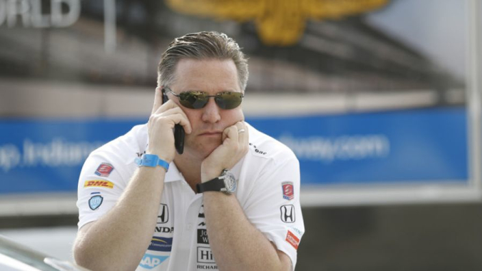 McLaren's Zak Brown wants to hit the ground running in Barcelona testing