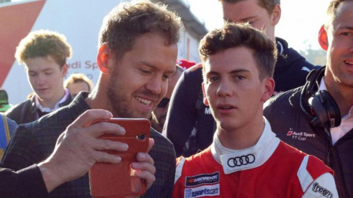Vettel's brother signs for Mercedes