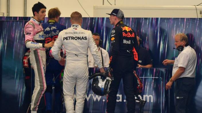 Verstappen reveals what Ocon said in Brazil fracas