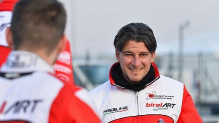 Oud Formule 1-coureur Pantano viert zijn 39e verjaardag