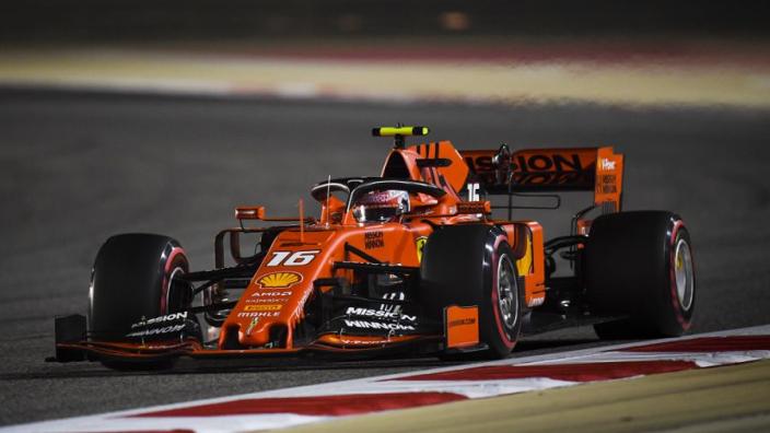 Qualifs - Première pole pour Leclerc ; Ferrari mate Mercedes !
