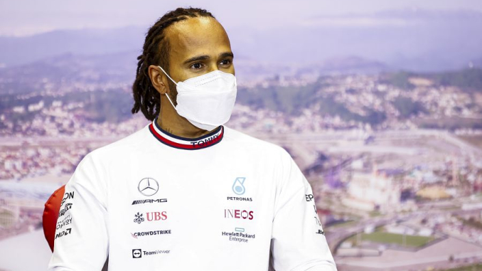 Hamilton reveals retirement thoughts 'come in waves'