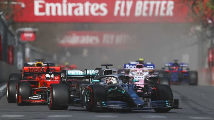 Mercedes, Ferrari F1 teams deny sandbagging in practice sessions