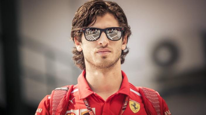 """Giovinazzi: """"Mijn toekomst in F1 is afhankelijk van andere coureurs"""""""