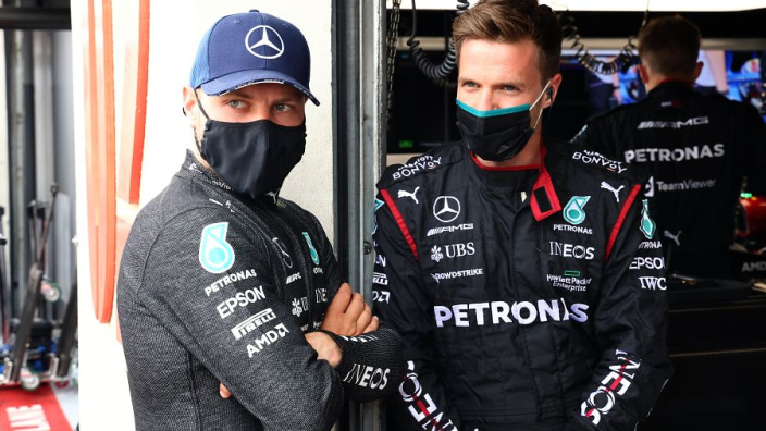 Bottas rubbishes 'damaged' Mercedes relationship rumours