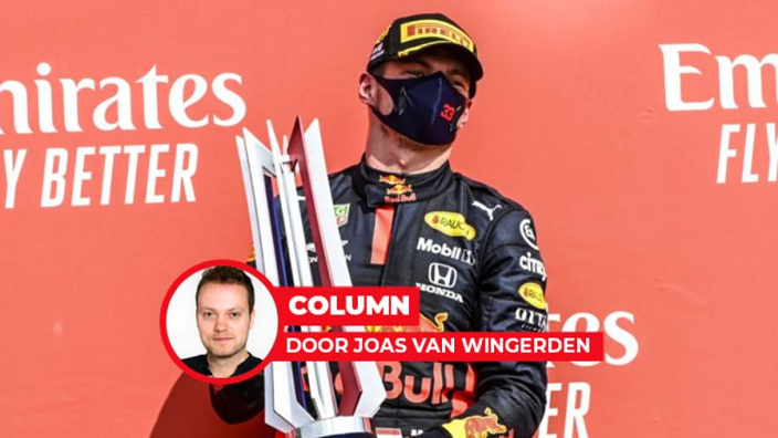 Max Verstappen heeft de wereldwijde fanbase nu volledig aan zijn voeten liggen