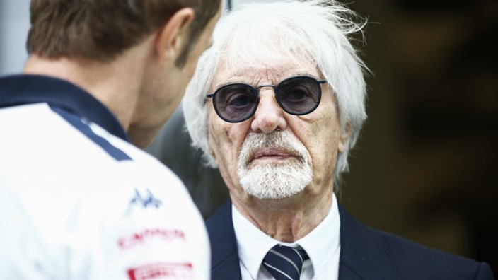 """Ecclestone: I'd """"close down talk of having any races this year"""""""