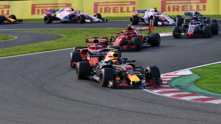 Why Vettel and Verstappen avoided penalty for Suzuka crash