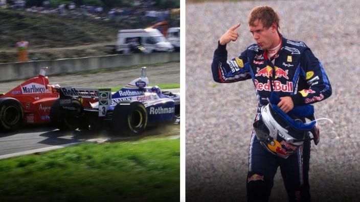 De vijf meest dramatische gevechten tussen wereldtitelrivalen in de F1 | GPFans Special