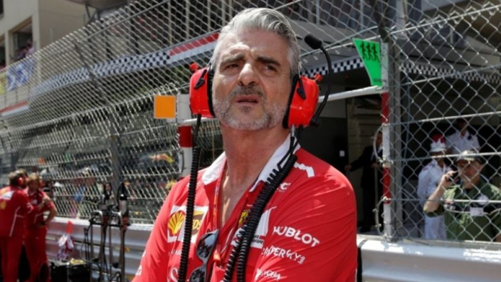 Ferrari geeft zich nog niet gewonnen in strijd om het kampioenschap