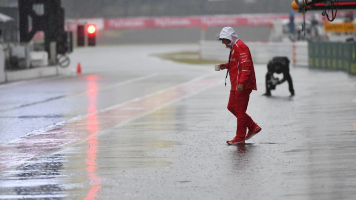 VIDEO: Times F1 qualifying was cancelled