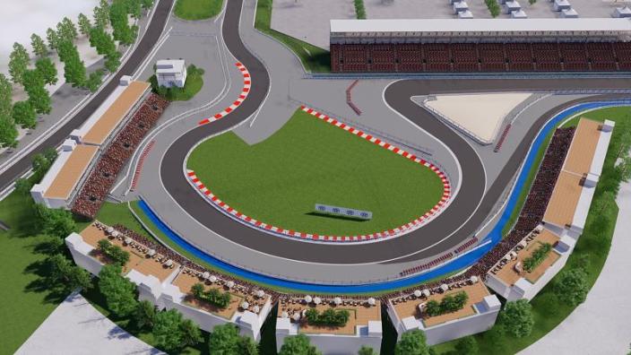 """F1-directeur Brawn: """"GP van Vietnam gaat gewoon door"""""""