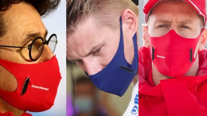 VIDEO: Binotto legt taken neer, Hülkenberg uitgeschakeld en Vettel naar Aston Martin