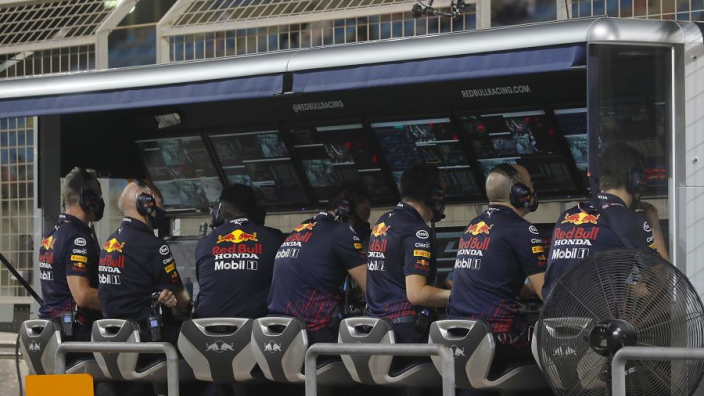 """Red Bull reveal """"ballsy call"""" that crushed Mercedes in France"""