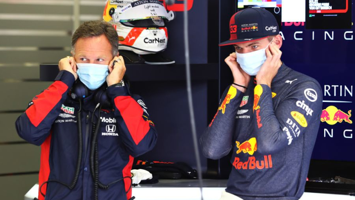 Verstappen klaar met alle negatieve commentaren richting Red Bull Racing