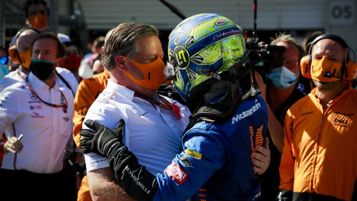 We have what it takes to fight for midfield supremacy - McLaren