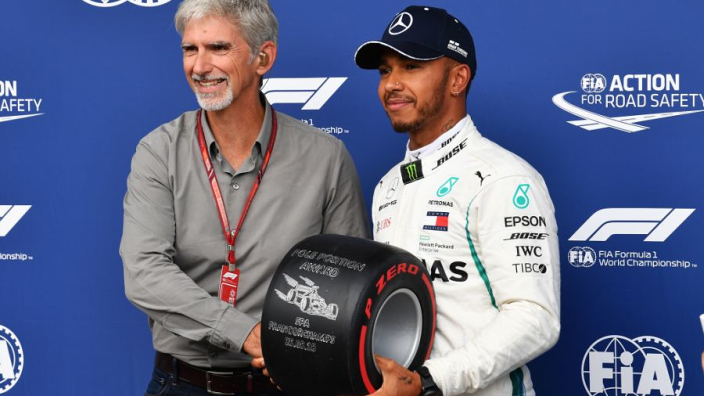 Hamilton is Britain's greatest racer of all time - Hill